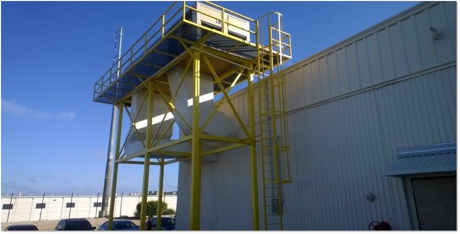Air Conditioning Equipment Installation